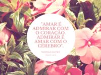 Amar e Admirar - Li Mendi