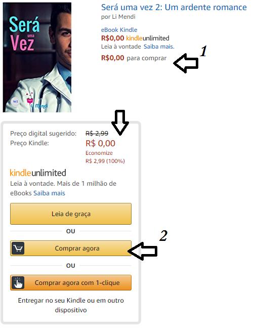 Como ler livro e-book gratuito na Amazon