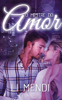 Capa E-book Romance O Mestre do Amor
