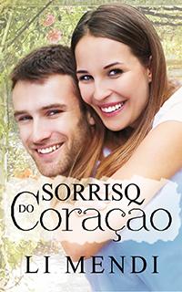 Capa E-book Romance Sorriso do Coração