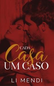 Capa E-book Romance Cada Caso um Caso