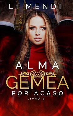 Capa E-book Romance Alma Gêmea por Acaso 2