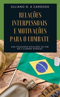 Capa E-book Relações Interpessoais e motivações para o combate