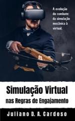 Capa E-book Simulação Virtual nas Regras de Engajamento