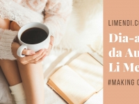Romances grátis Li Mendi - Dia a dia da autora