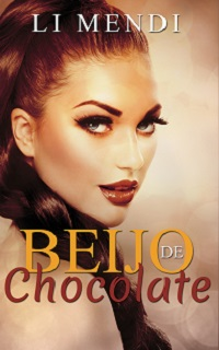 Capa E-book Romance Beijo de Chocolate