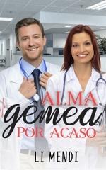 Capa E-book Romance Alma Gêmea por Acaso