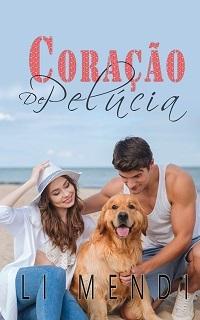 Capa E-book Romance Coração de Pelúcia