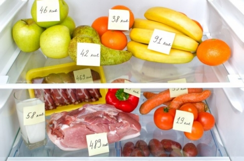 Tabela de Calorias dos Alimentos