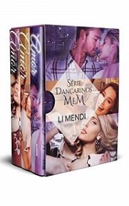 Box Dançarinos MeM -Ebook Amazon - Li Mendi