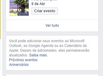 Como adicionar Aniversários de Amigos no Calendário do Google Agenda.
