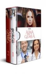 Box de Romance Alma Gêmea por Acaso Amazon