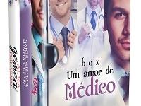 Romance Erótico Amazon: Box Um Amor de Médico - Li Mendi