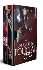 Box Um amor de Policial - Romance Kindle Ilimitado Amazon - Li Mendi