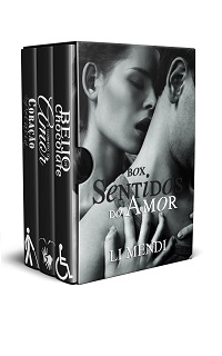 Romance Sentidos do Amor Li Mendi Amazon