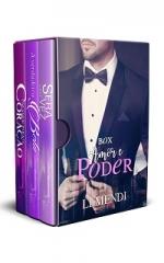 Box Romance Amor e Poder Amazon Li Mendi