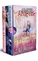 Box amor ardente Li Mendi 2020 Romances Amazon mini